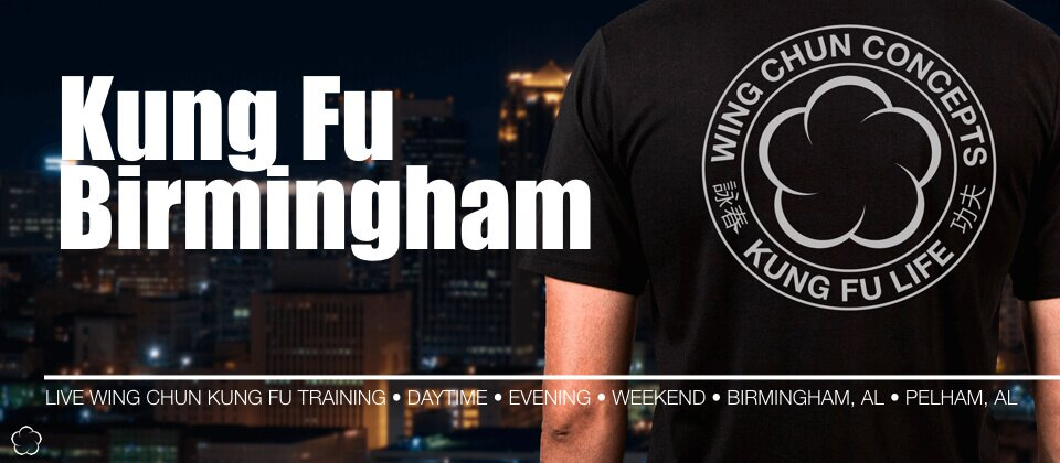 Wing Chun Concepts Live Training at Kung Fu Birmingham